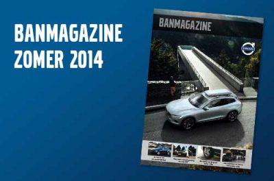 Lees meer over het artikel Banmagazine zomer 2014
