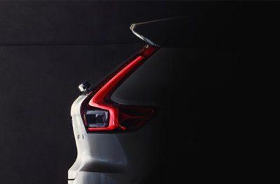 Nieuwe Volvo XC40: ontworpen voor het moderne stadsleven