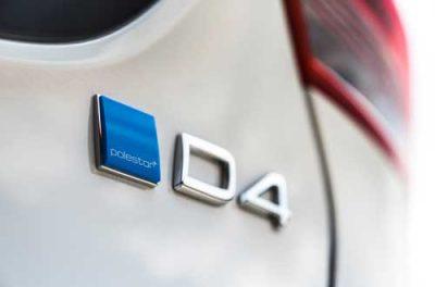 Polestar-tuning voor Volvo D4 en T5-motoren