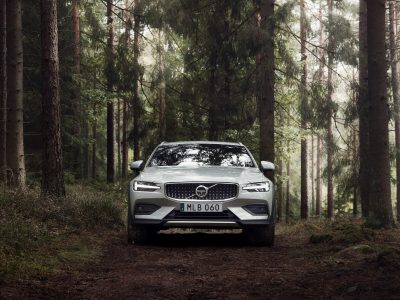 De nieuwe Volvo V60 Cross Country: Zweedse familie-estate met karakter