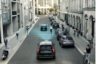 Maximale veiligheidsscore voor Volvo XC90