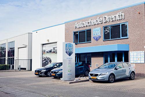 Autoschade Drenth Amstelveen