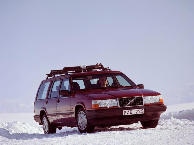 Volvo 940 Nordic