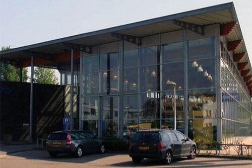 Volvo Bangarage Amstelveen Grutterij 7-9
