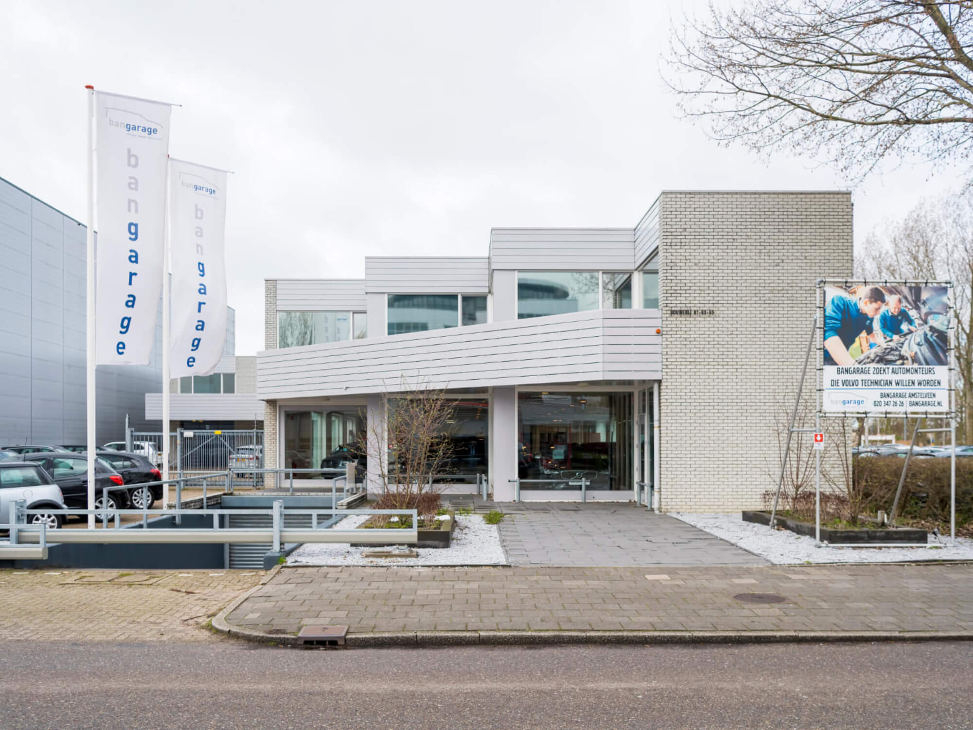 Volvo Bangarage Amstelveen Selekt Center