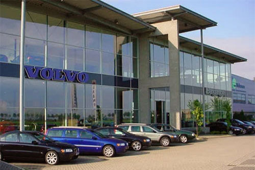 Volvo Bangarage Mijdrecht Communicatieweg 9