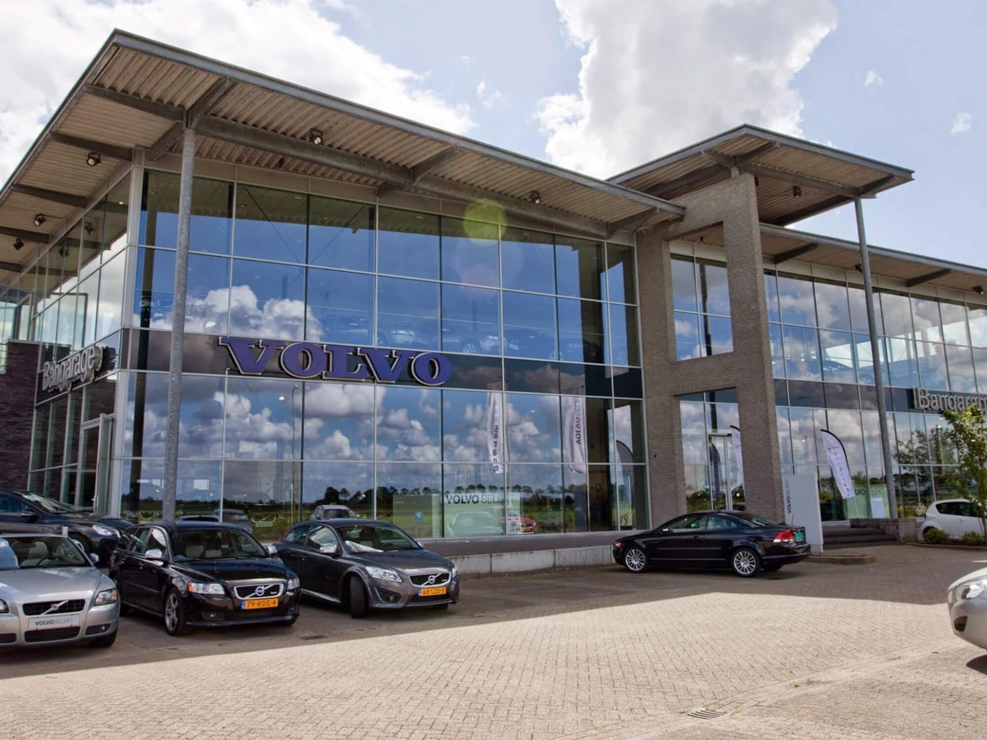 Volvo Bangarage Mijdrecht