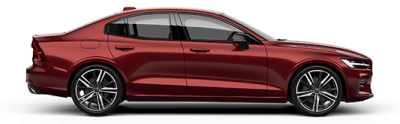 Volvo S60 Proefrit