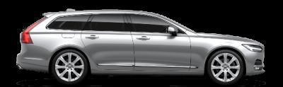 Volvo V90 proefrit