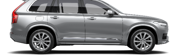 Volvo XC90 Proefrit