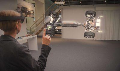 Volvo start samenwerking met Microsoft