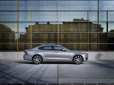 Volvo S90 nieuw model in premium sedansegment