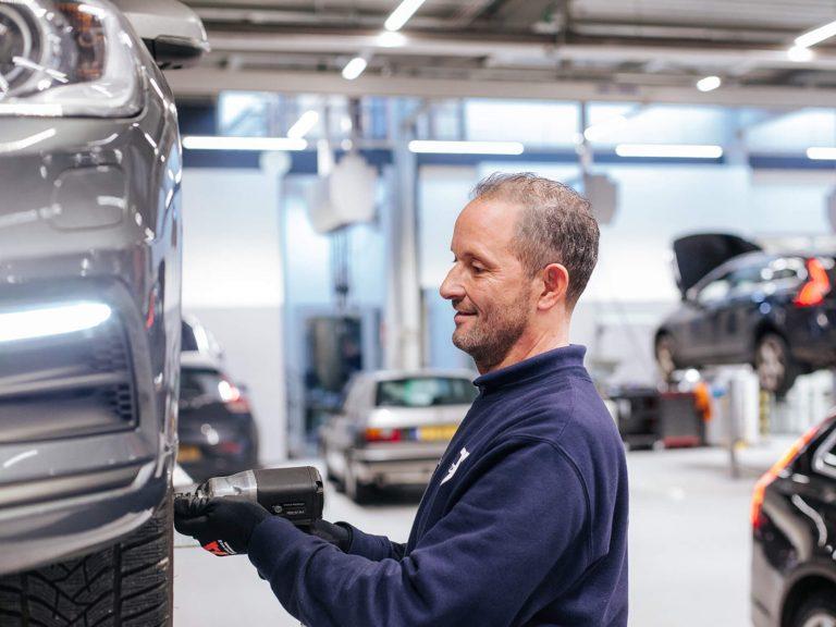 Volvo Service Voordeel