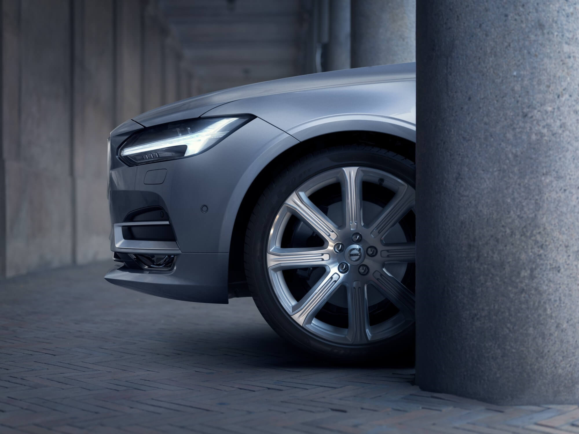 V90 Private Lease actie