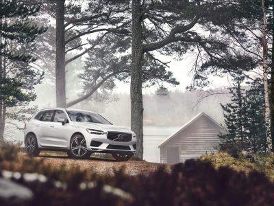 Volvo XC60 veiligste auto in Euro NCAP test 2017
